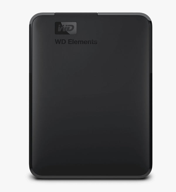"Western Digital WD Elements Portable 2TB USB 3.0 2.5"" External Hard Drive"