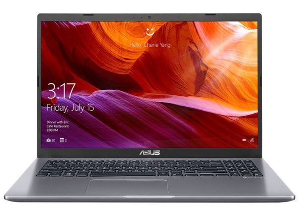 "Asus X509JA 15.6"" FHD i5-1035G1 8GB 512GB SSD WIN10 PRO HDMI Intel UHD Graphics WIFI BT 1.9kg 1YR WTY SLATE GREY W10P Notebook"