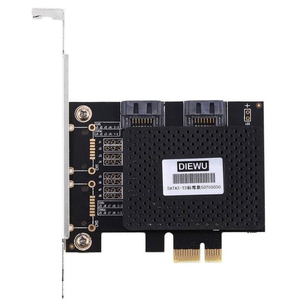 2 Port PCI-E SATA Card