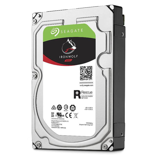 Seagate 2TB 3.5' IronWolf Pro NAS SATA3 NAS 24x7 Performance HDD (ST2000NE0025) 5 Years Warranty
