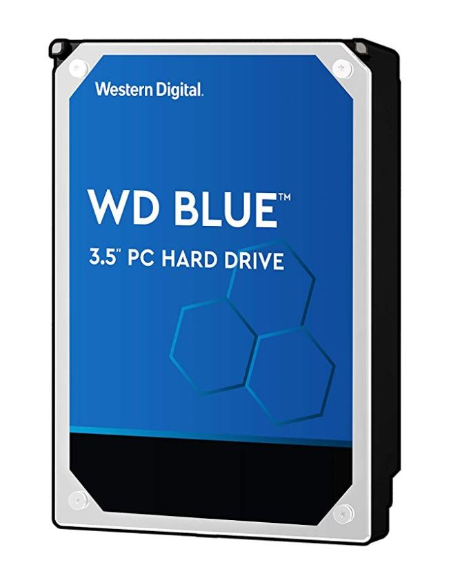 WD Blue 6TB SATA3 256MB 3.5' 5400RPM 6Gb/s HDD