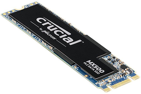 Crucial MX500 500GB M.2 (2280) SSD - 3D TLC 560/510 MB/s 90/95K IOPS Acronis True Image Cloning Software 5yr wty