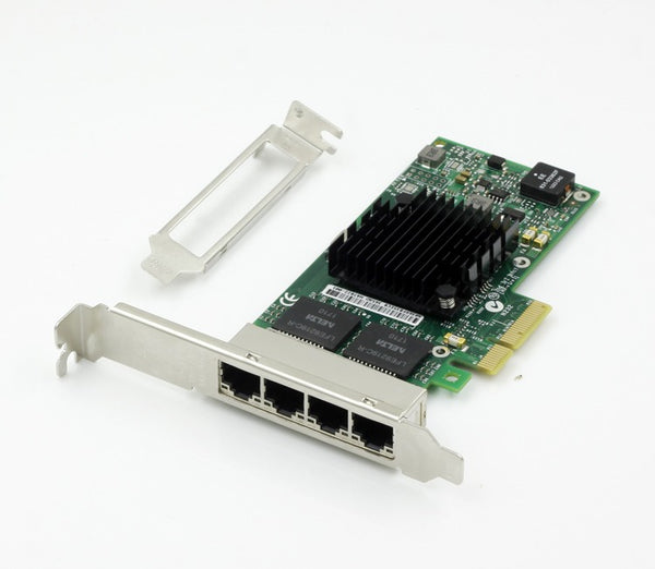 Intel I350T4 4 Port Gigabit Server Adapter