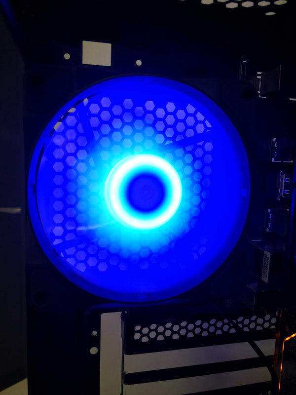 12cm Blue LED Case Fan