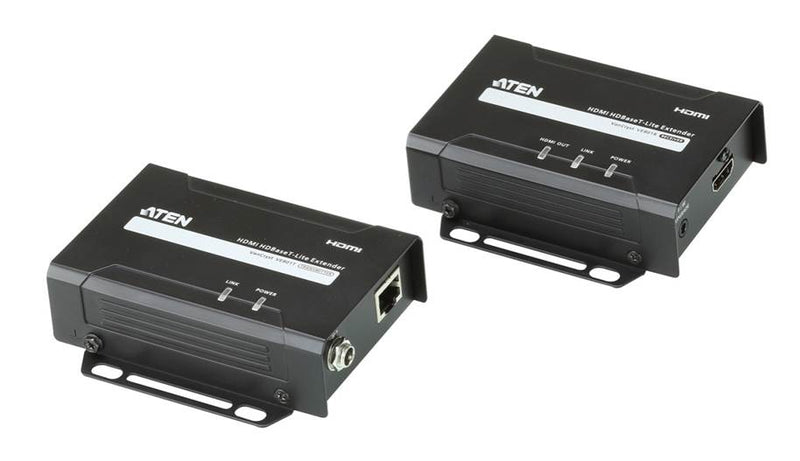 Aten HDBaseT HDMI Video Extender over via Cat6 - supports 1080p, 4Kx2K
