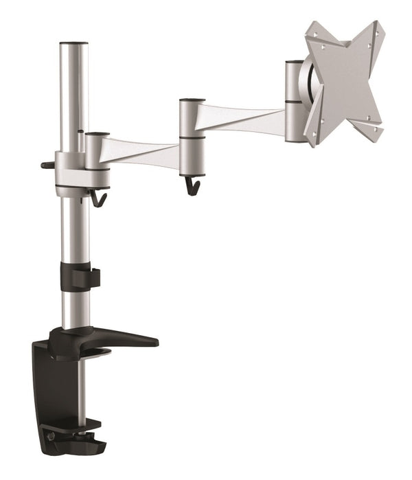 Astrotek Monitor Stand Desk Mount 43cm Arm for Single Display 13'-34' 10kg 15° tilt 180° swivel 360° rotate VESA 75x75 100x100 ~MAAT-LCDMOUNT-1