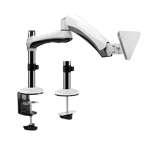 Brateck Counterbalance iMac Desk Mount for iMac 21.5' & 27',Weight capacity of 11kg(LS)