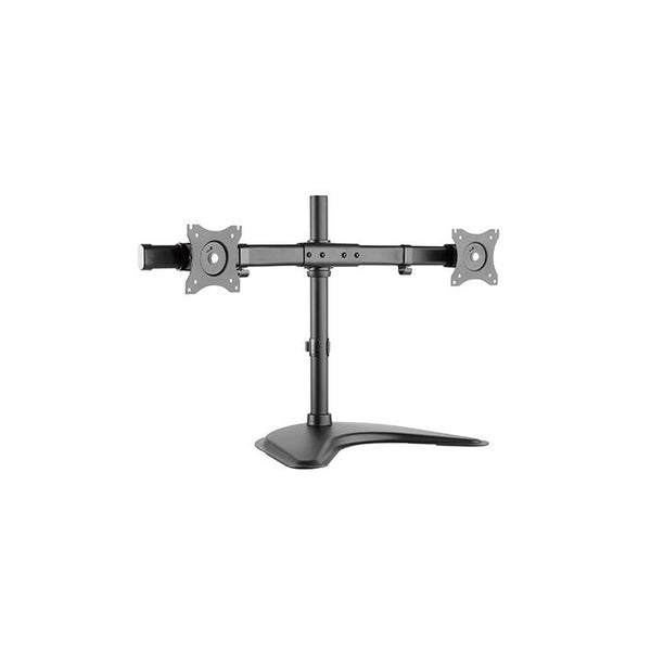 Brateck Dual Monitor Desktop Stand for 13'-27' LCD Monitors and Screens