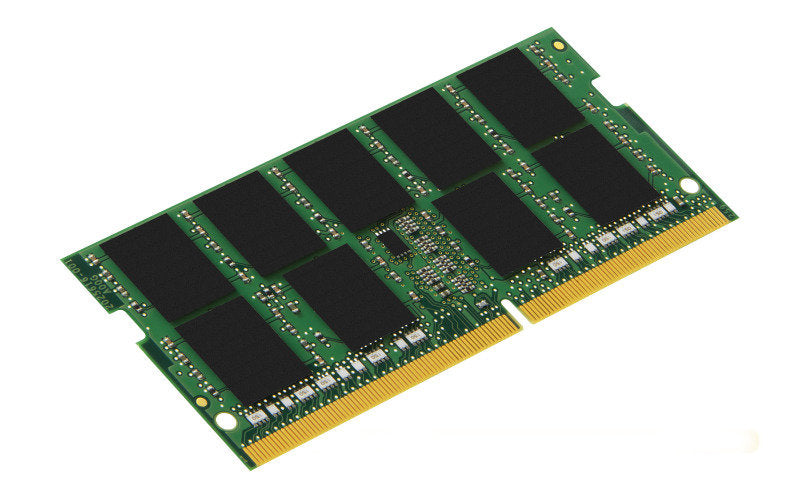 Kingston 16GB (1x16GB) DDR4 SODIMM 2400MHz CL17 1.2V 260 Pin ValueRAM Single Stick Notebook Memory KCP424SD8/16