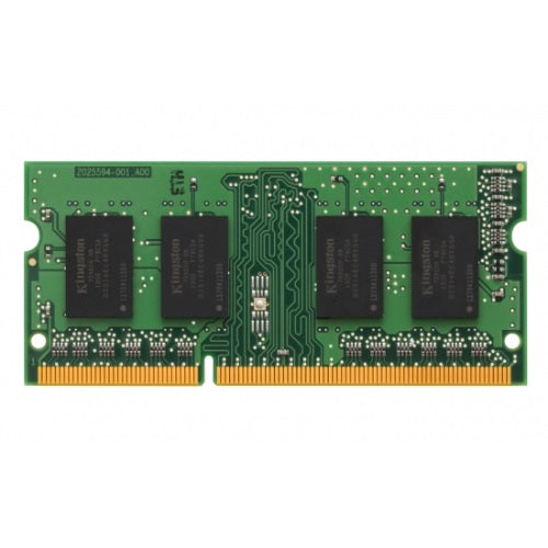 Kingston 4GB (1x4GB) DDR3L SODIMM 1600MHz 1.35/1.5V Dual Voltage ValueRAM Single Stick Notebook Memory ~KVR16S11S8/4