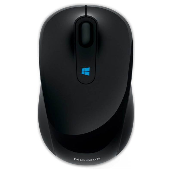 Microsoft Wireless Sculpt Mobile USB Optical Mouse - Black