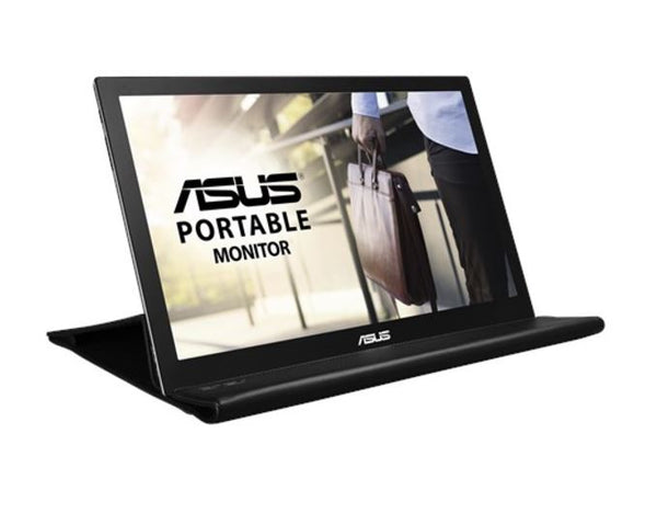ASUS MB169B+ - 15.6 inch, Full HD, USB-powered, IPS, Ultra-slim, Smart Case