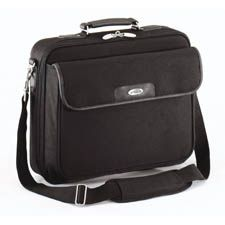 Targus 15-16' Notepac Clamshell Case with Padded Compartment - Black