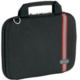 Targus 10' Racing Hard Case Racing Stripe Hardsided-Black (LS)
