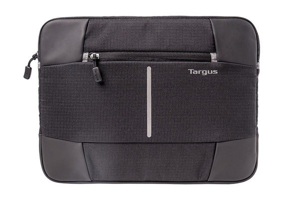 Targus 12.1' Bex II Laptop Sleeve - Black- Perfect for 12.5' Surface Pro 4 & 12.9' iPad Pro