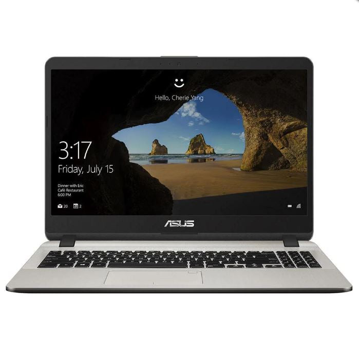 Asus D509BA 15.6' HD A9-9425 8GB 512GB SSD W10H64 AMD Radeon R5 Graphics WIFI+BT No LAN No Numpad 1.9kg 1YR WTY Notebook