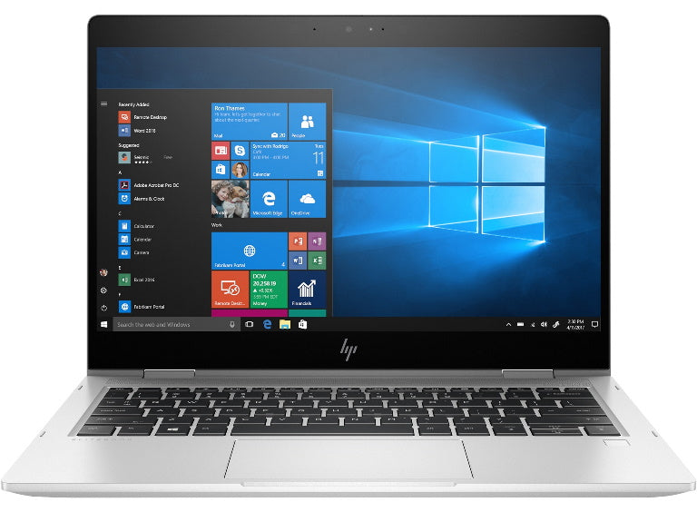 HP EliteBook x360 830 G6 13.3' FHD Touch i5-8265U 8GB 256GB SSD W10P64 Webcam HDMI WIFI BT 1.35kg 3YR WTY Notebook + Pen (LS)