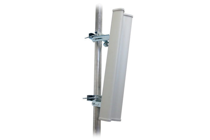 Ubiquiti 2.3-2.7GHz AirMax Base Station Sectorized Antenna 15dBi 120 deg For Use With RocketM2