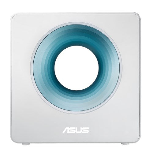 ASUS Blue Cave AC2600 Dual Band WiFi Router for Smart Home, complete network security with AiProtection, works with Amazon Alexa