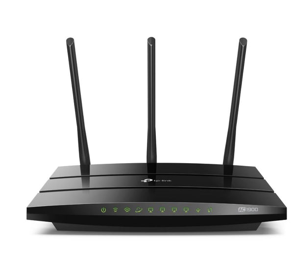 TP-Link Archer A9 AC1900 Wireless MU-MIMO Gigabit Router, Alexa & IFTTT
