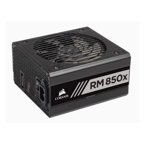 Corsair 850W RMX 80+ Gold Fully Modular 135mm FAN ATX PSU 10 Years Warranty