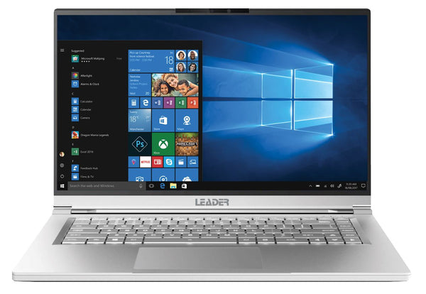 Leader Companion 568, 15.6' Full HD72%NTSC, Intel i7-8565U, 16GB, 512GB NVMe SSD, 2GB Nvidia MX250 Graphics, Windows 10, 2yr warranty,Magnesium Chassi