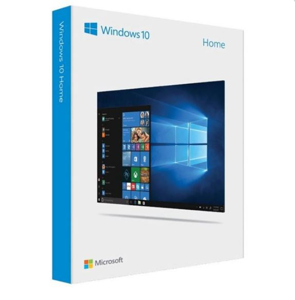 Microsoft Windows 10 Home Retail 32-bit/64-bit USB Flash Drive (HAJ-00055, KW9-00478)