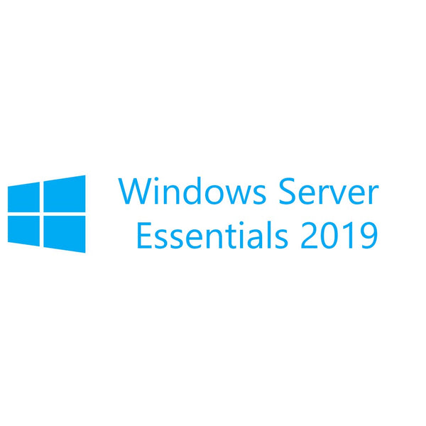 Microsoft Server Essentials 2019 ( 1 - 2 CPU ) OEM Pack