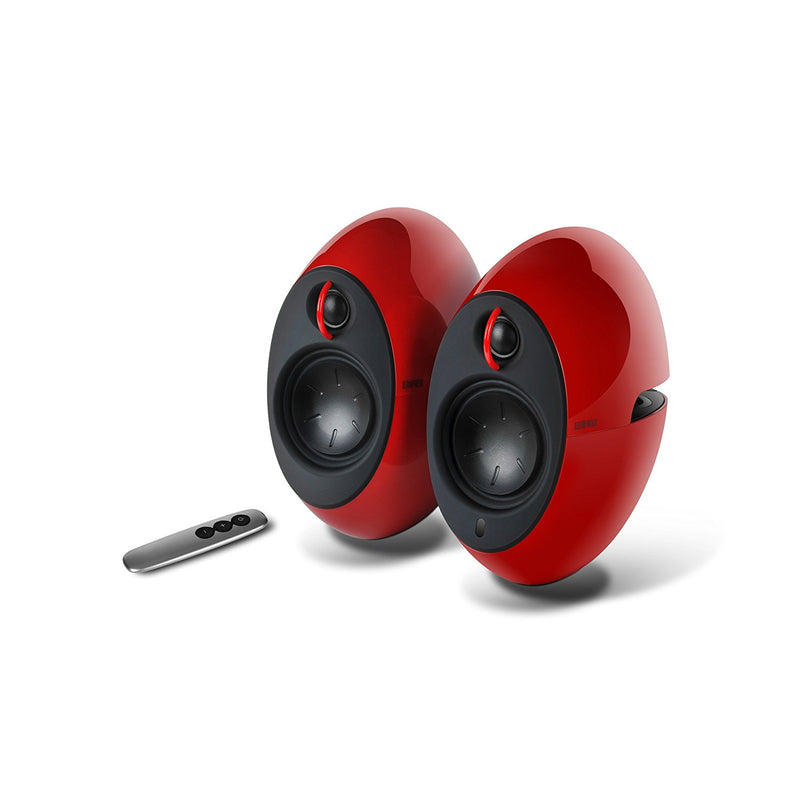 Edifier Luna E25 2.0 Bluetooth Speakers - Red