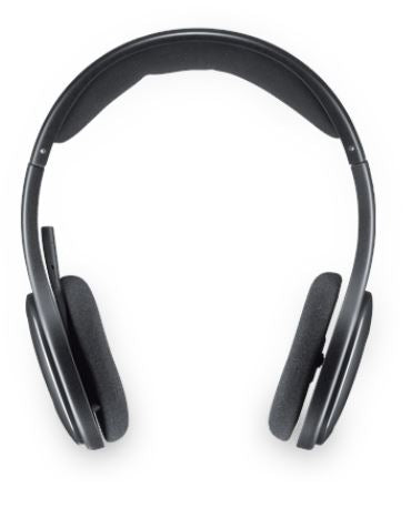 Logitech H800 Bluetooth Headset Black 2.4Ghz Compatible Laser-tuned drivers Built-in equalizer Noise-cancellling mic