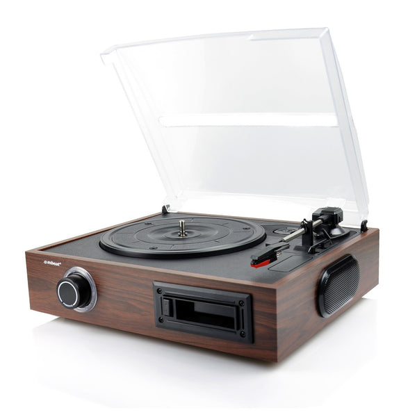 mbeat® USB Turntable and Cassette to Digital Recorder