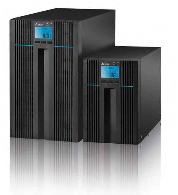 Delta N-Series Pro On-Line 2kVA/1.8kW UPS (Tower)