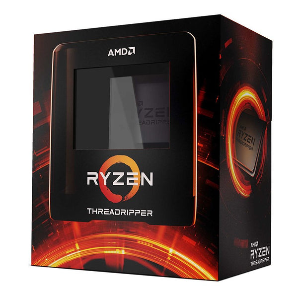 AMD RyzenThreadripper 3970X, 32-Core/64 Threads UNLOCKED, Max Freq 4.5GHz, 128MB Cache Socket sTRX4 280W