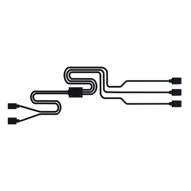 Cooler Master Addressable RGB 1-to-3 Splitter Cable
