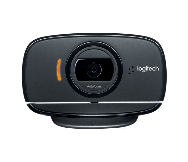 Logitech B525 Foldable HD Webcam (Max Resolution for Video Calling 1600 x 896p/30Hz)