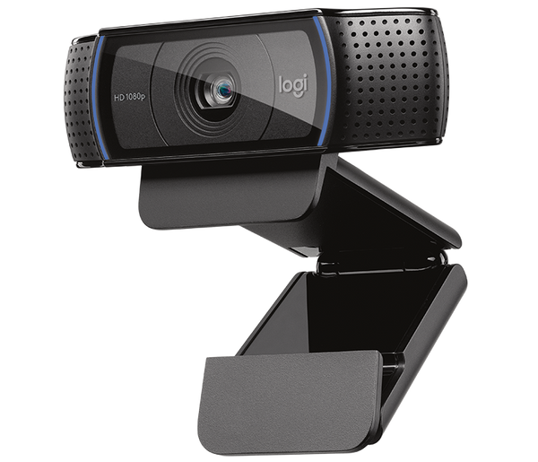 Logitech C920 HD Pro Webcam FHD 1080p/H.264/Autofocus/15MP