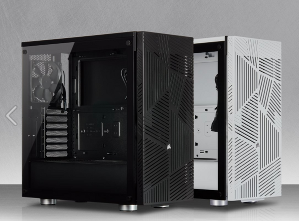 Corsair Carbide Series 275R Airflow ATX Tempered Glass Gaming Case