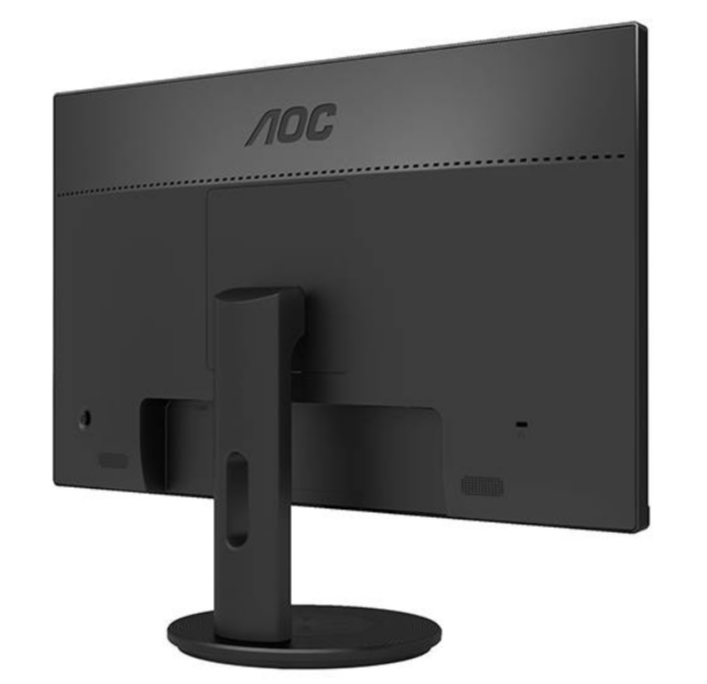 "AOC 23.8"" IPS 5ms Full HD Frameless Business Monitor - VGA, HDMI, DP, Speaker, VESA100mm, Low Blue and Flicker FREE."