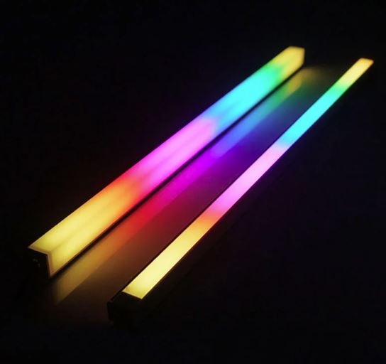 Hard ARGB LED Strip 3-Pin/5V, Support MB Sync