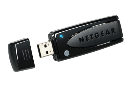 Netgear WNDA3100v2 N600 Wireless Dual Band USB Adapter (OEM)