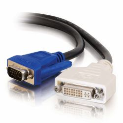 VGA to DVI (Male to Female) 1.8M CABLE