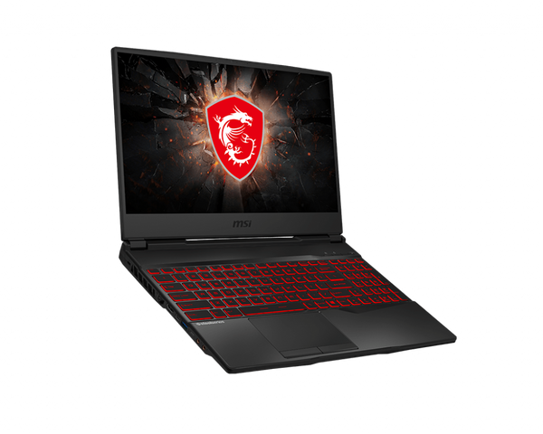 "MSI GL65 Leopard 10SCXR 15.6"" 120Hz Gaming Laptop i5-10300H 8GB 512GB 1650 W10H"