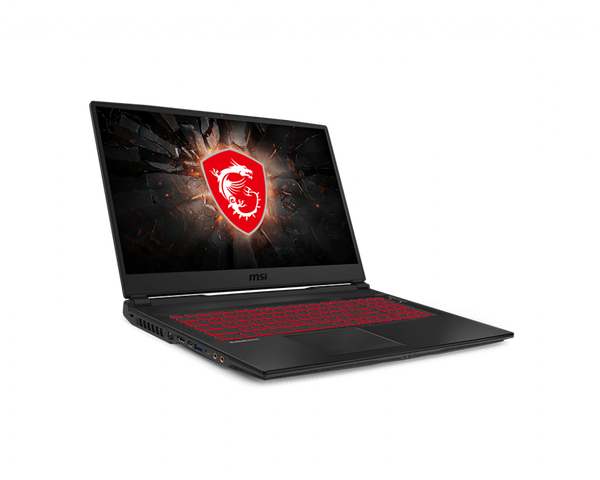 "MSI GL75 Leopard 17.3"" 144Hz Gaming Laptop i7-10750H 16GB 512GB GTX1650Ti W10H"