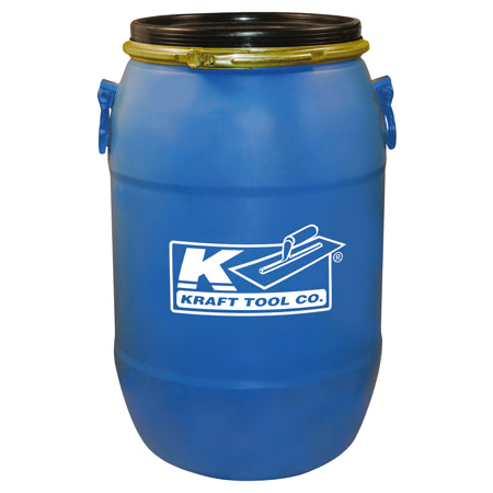 15 Gallon Mixing Barrel with Lid