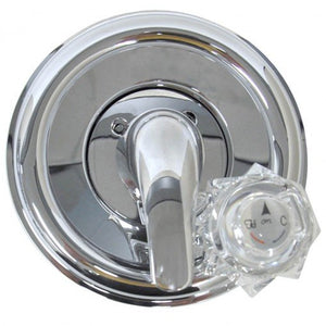 Tub/Shower Trim Kit for Delta in Chrome
