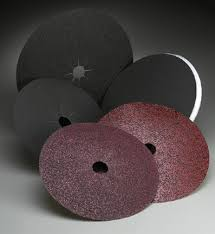 Norton Abrasives Double Sided Large Floor Sanding Disks Per 10