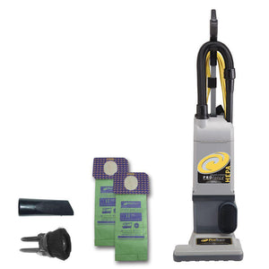 Proteam 107251 ProForce 1200XP HEPA Upright Vacuum w-On-Board Tools
