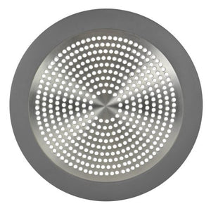 5-3/4 in. Shower Strainer in Brushed Nickel