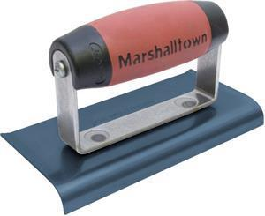 Marshalltown 136BD 6 X 3 BS Edger-Curved Ends 3-8R, 1-2L-DuraSoft Handle