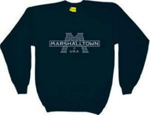 Marshalltown 17894 Navy Blue Royal Polo Golf Shirt-XL